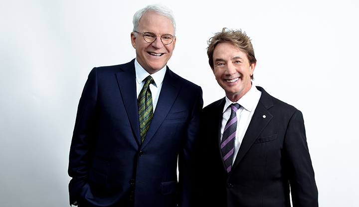 Image: Steve Martin and Martin Short