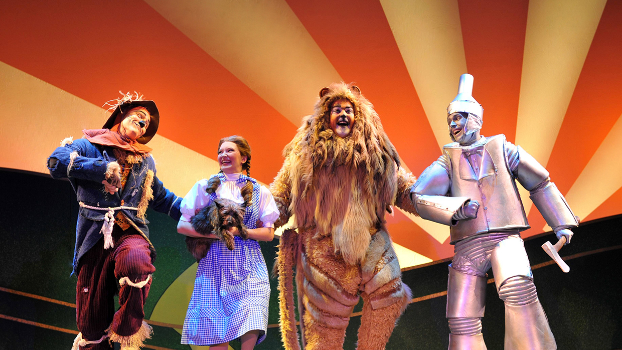 Wizard of Oz picture 1