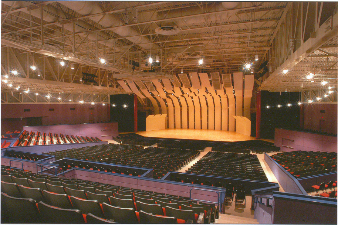 Tilles Center Auditorium