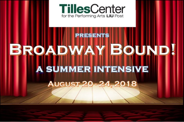 Image: Broadway Bound Summer Intensive Logo