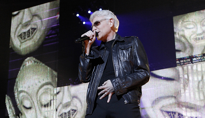 Image: Dennis DeYoung of STYX on Stage