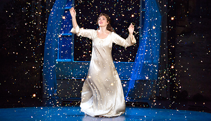 Image: Finding Neverland Performance Still