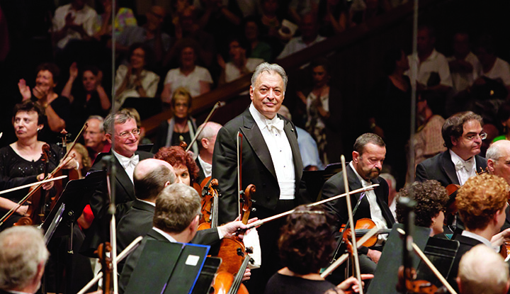 Image: Israel Philharmonic Orchestra Performing