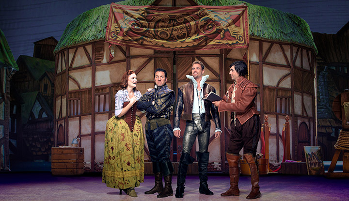 Image: Something Rotten Performance Still