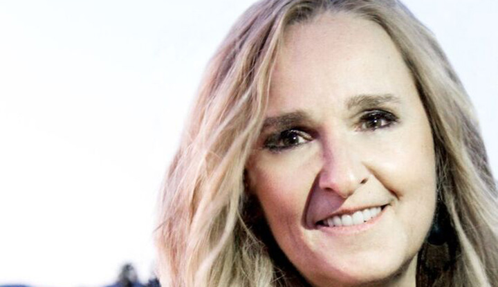 Image: Headshot Melissa Etheridge