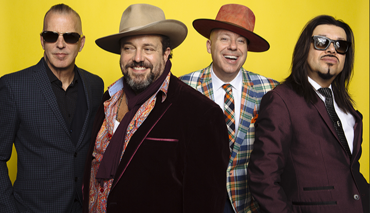 Image: The Mavericks - Full Band Photo