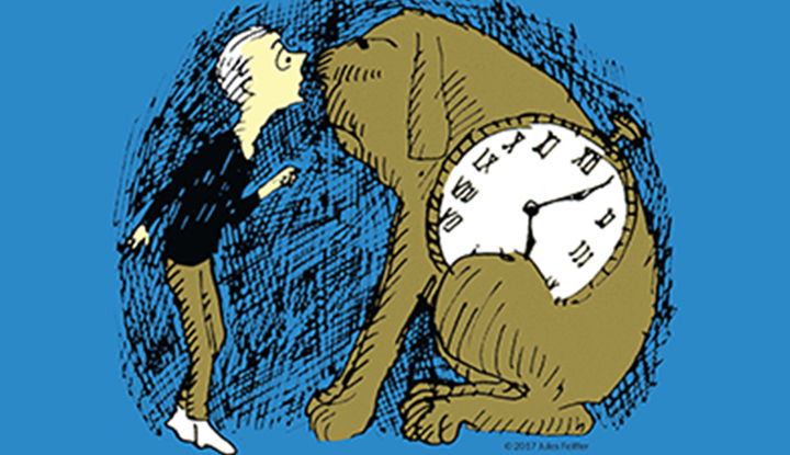 Image: Phantom Tollbooth Book Illustration