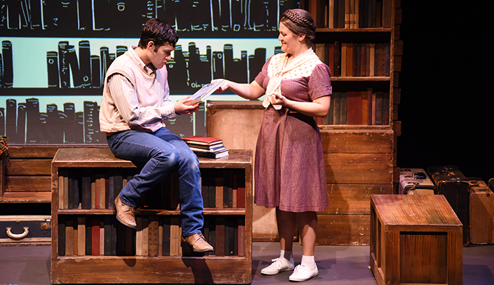 Image: Tomas and The Library Lady Performance Still